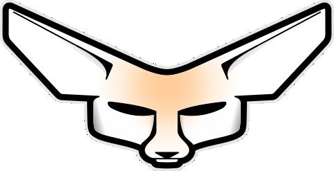 vulpes zerda logo retina